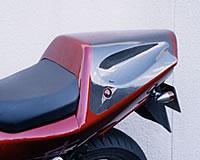【イベント開催中!】 Magical Racing マジカルレーシング シートカウル シングルシートカバー 素材:FRP製(ホワイト) 95-99 GSF1200