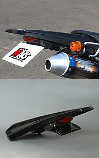 Magical Racing マジカルレーシング KXテールカウル 素材:平織りカーボン製 250SB D-TRACKER [Dトラッカー]