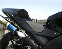 Magical Racing マジカルレーシング シートカウル カラー:白ゲルコート ZX-10R