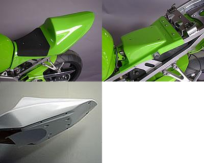 Magical Racing マジカルレーシング シートカウル ZX-6RR
