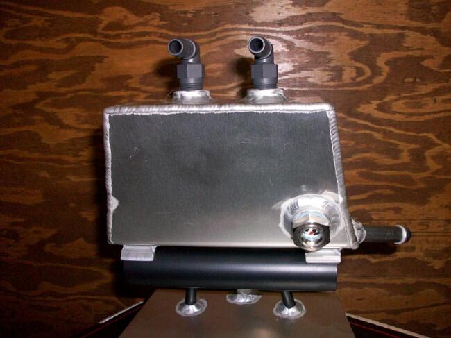 スピードショップイトウ SPEED SHOP ITO その他エンジンパーツ GPz1100用オイルキャッチタンク カラー:シルバー GPZ1100