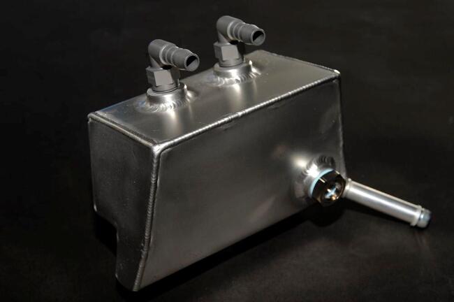 スピードショップイトウ SPEED SHOP ITO その他エンジンパーツ GPz750用オイルキャッチタンク カラー:シルバー GPZ750