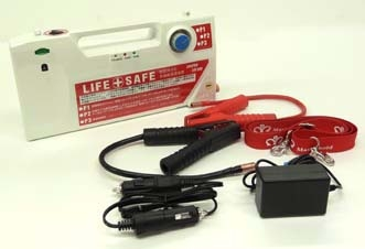 N PROJECT Nプロジェクト ライフセーフ 多機能バッテリー