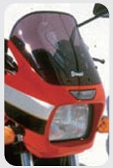 【ポイント5倍開催中!!】【クーポンが使える!】 ERMAX アルマックス Bulles [ブルズ] スクリーン スタンダードタイプ カラー:スモーク GSF1250 Bandit S 07-09