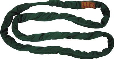 TRUSCO トラスコ中山 工業用品 シライ マルチスリング HN形 エンドレス形 3.2t 長さ5.0m