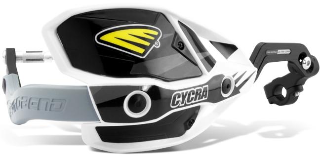 CYCRA ハンドルタイプ:テーパーバー用 ウルトラハンドガードフルキット サイクラ C.R.M. カラー:ブラック
