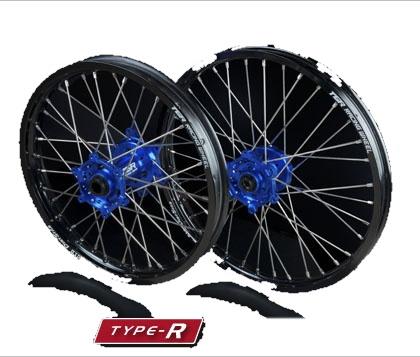 TGR TECHNIX GEAR TGRテクニクスギア TYPE-R Motocross(モトクロス)用ホイール (R単体) YZ125X YZ250 YZ250X YZ450F YZ450FX