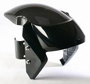 SOLID UP ソリッドアップ フロントフェンダー ZOOMER [ズーマー] DioZXフォーク装着車輌対応