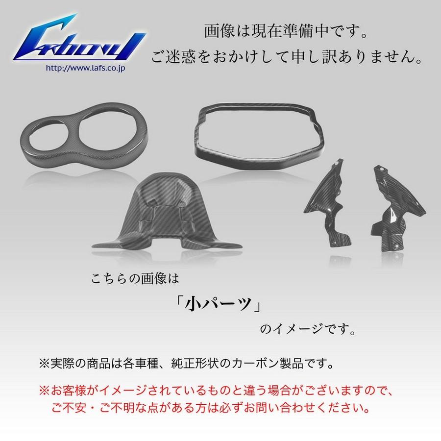 Carbony カーボニー ヘッドライト本体・ライトリム/ケース ドライカーボン ヘッドライトカバー 仕上げ:ツヤ消し 仕様:平織り RSV1000R 2003-2008
