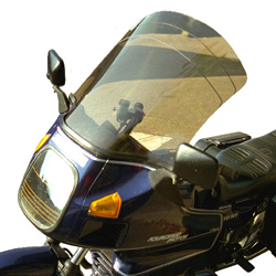 SECDEM セクデム スクリーン ハイプロテクション・ウインドシールド カラー:クリア R100RT basculante -80 R80RT basculante -80
