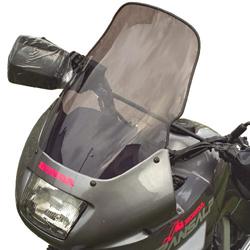 SECDEM セクデム ハイプロテクション・スクリーン カラー:クリア XL600V TRANSALP [トランザルプ]
