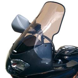 SECDEM セクデム ハイプロテクション・スクリーン カラー:クリア XL650V TRANSALP [トランザルプ]