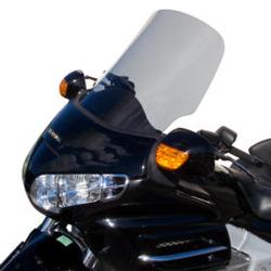 SECDEM GL1800 カラー:クリア [ゴールドウイング] セクデム GOLDWING スタンダード・スクリーン