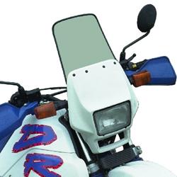SECDEM セクデム スタンダード・スクリーン カラー:クリア DR650 R