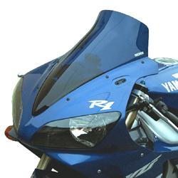 SECDEM セクデム ハイプロテクション・スクリーン カラー:ライトスモーク YZF-R1