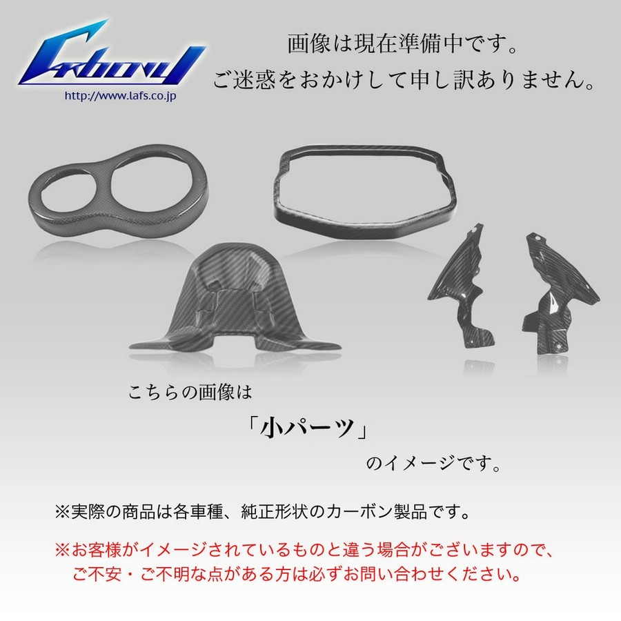 Carbony カーボニー コアガード ドライカーボン ラジエターカバー 仕上げ:ツヤ有り 仕様:平織り ストリートファイター 2009-2015