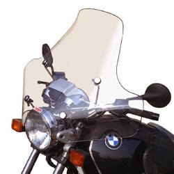 SECDEM セクデム スクリーン プルマン・ウインドシールド カラー:クリア R100R