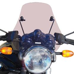 カラー:クリア SECDEM ミニレンジャー・ウインドシールド R1150R セクデム R850R スクリーン