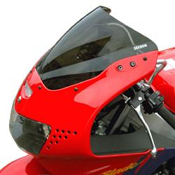 CBR900RR カラー:クリア セクデム BLADE [ファイアブレード] SECDEM ダブルバブル・スクリーン FIRE