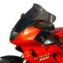 SECDEM セクデム ハイプロテクション・スクリーン カラー:ライトスモーク SZR660