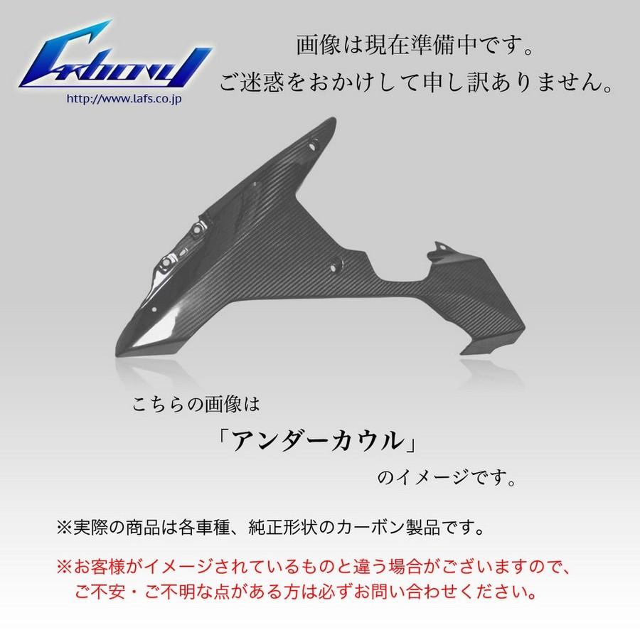 Carbony カーボニー ドライカーボン アンダーカウル 仕上げ:ツヤ有り 仕様:綾織り GSX-R600 2011-2015
