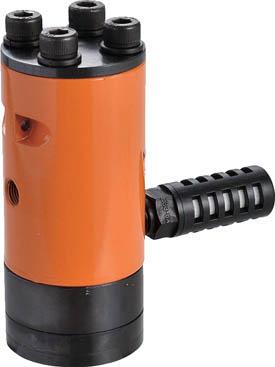 TRUSCO トラスコ中山 工業用品 NPK エアーバイブレータ 衝撃式 サイレンサ付き 30053