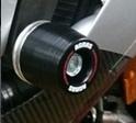 【ポイント5倍開催中!!】【クーポンが使える!】 AGRAS アグラス ガード・スライダー レーシングスライダー ジュラコンカラー:ブラック ロゴ:有り YZF-R1 YZF-R1M