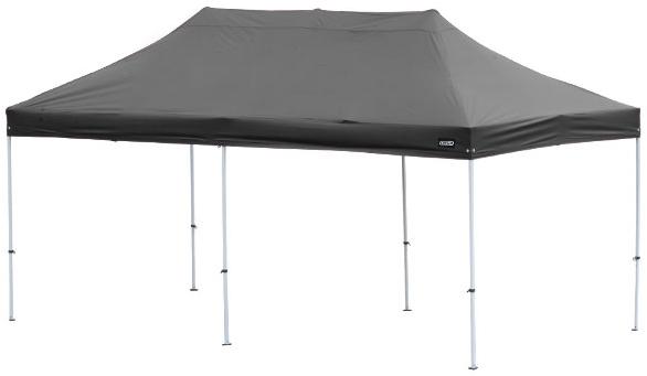 Unit ユニット キャンプ用品 キャノピースチールン 3m×6m カラー:ブラック