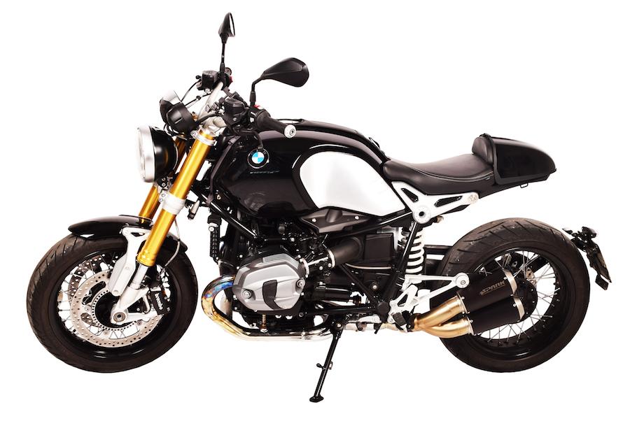 SPARK EXHAUST スパーク マフラー MotoGP ツインスリップオンマフラー (Double MotoGp Slip-On) RnineT
