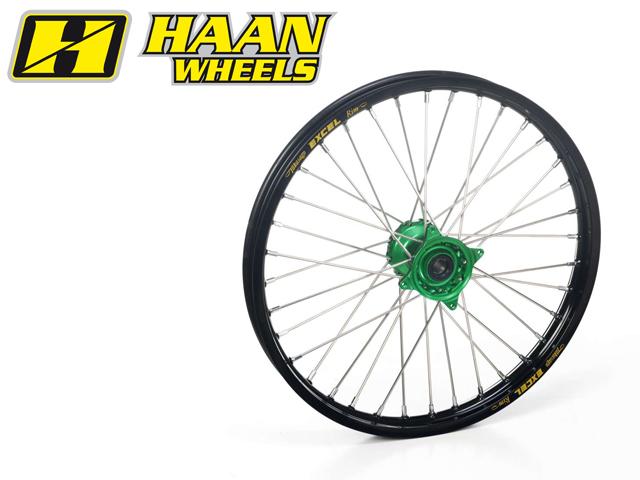 HAAN WHEELS ハーンホイール フロントオフロードコンプリートホイール F17インチ SX 65 CC big wheel (02-14)