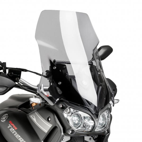 Puig プーチ ツーリングスクリーン カラー:スモーク XT1200Z スーパーテネレ
