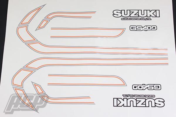 ACP エーシーピー E2タイプ ラインステッカーセット GS400