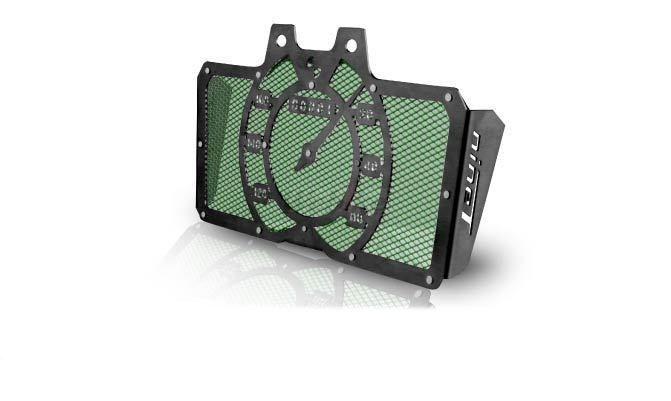 Dimotiv ディモーティヴ オイルクーラー関連部品 オイルクーラープロテクティブカバー(Oil Cooler Protective Cover) カラー:ダークグリーン R NINET