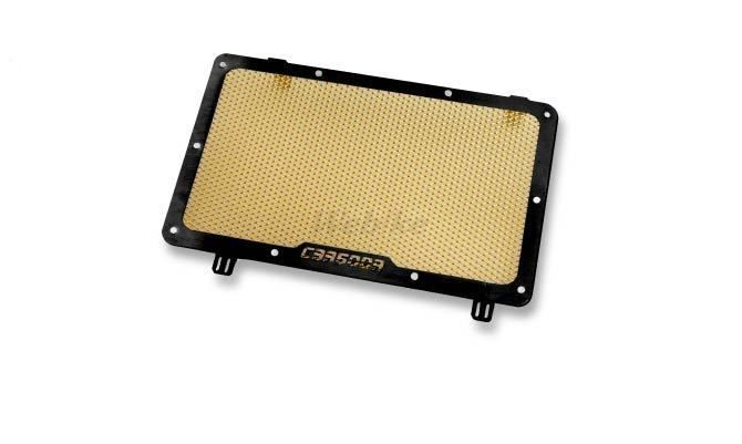 Dimotiv ディモーティヴ コアガード ラジエータープロテクタースタンダード(Radiator Protector - Standard) カラー:ゴールド CBR400 R 13-16 CBR500 R 13-16