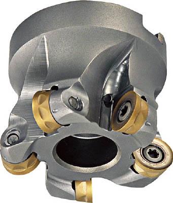 TRUSCO トラスコ中山 工業用品 日立ツール アルファ ラジアスミル ボアー RV4B080RM-7