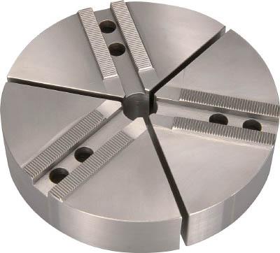 TRUSCO トラスコ中山 工業用品 THE CUT 円形生爪 北川製 10インチ チャック用