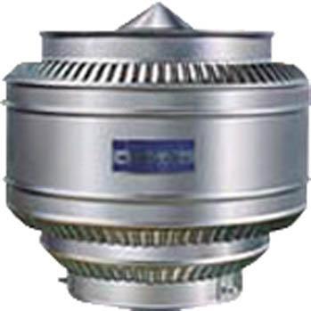 TRUSCO トラスコ中山 工業用品 SANWA ルーフファン 自然換気用 D-150