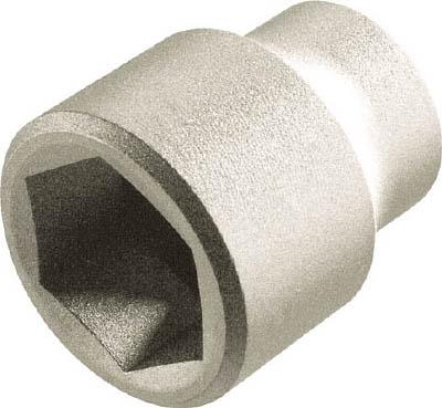 TRUSCO トラスコ中山 工業用品 Ampco 防爆ディープソケット 差込み9.5mm 対辺23mm