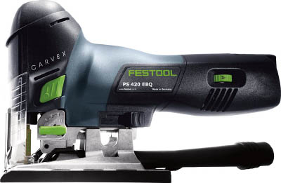 TRUSCO トラスコ中山 工業用品 FESTOOL ジグソー PS 420 EBQ-Plus J