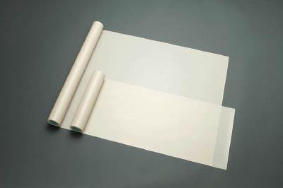 TRUSCO トラスコ中山 工業用品 チューコーフロー ファブリック 0.095t×300w×10m