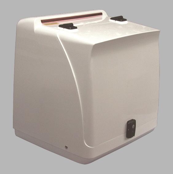 T`s PRODUCTS ティーズプロダクト トップケース・テールボックス ベーシックトランク インナーパッド・マット:なし ストップランプ:なし ワイヤーラック(仕切り板):あり 鍵のタイプ:セーフティロック(C型改) ジャイロX
