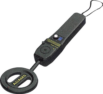 TRUSCO トラスコ中山 工業用品 竹中 携帯型金属探知機