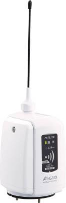 TRUSCO トラスコ中山 工業用品 パトライト ワイアレスコントロールユニット送信機タイプ白