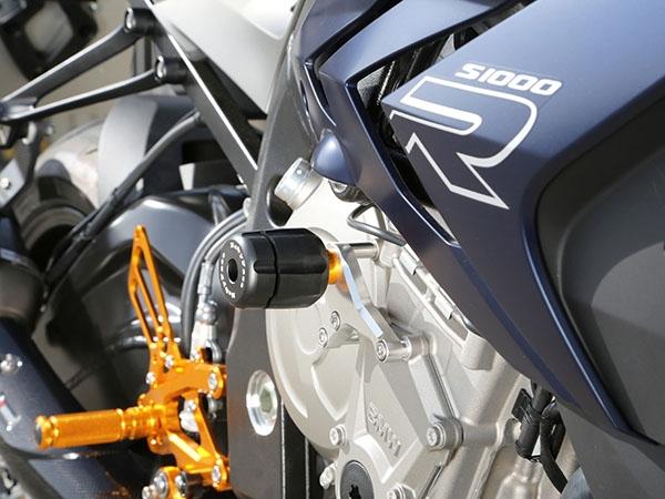 【在庫あり】BABYFACE ベビーフェイス ガード・スライダー エンジンスライダー S1000R 14-17