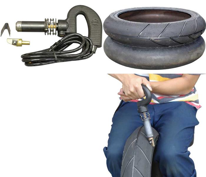 【イベント開催中!】 BABYFACE ベビーフェイス タイヤ関連工具 タイヤグルーバー