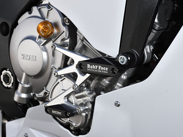 BABYFACE ベビーフェイス ガード・スライダー フレームスライダー YZF-R1