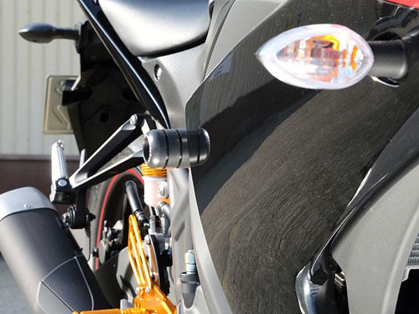 BABYFACE ベビーフェイス ガード・スライダー フレームスライダー(シティーライドタイプ) YZF-R25