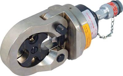 TRUSCO トラスコ中山 工業用品 泉 分離式油圧圧着ヘッド