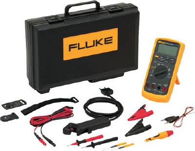 TRUSCO トラスコ中山 工業用品 FLUKE 自動車用デジタル・マルチメーター(真の実効値)