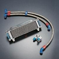ACTIVE アクティブ ストレートオイルクーラーキット Z1000J Z1000R
